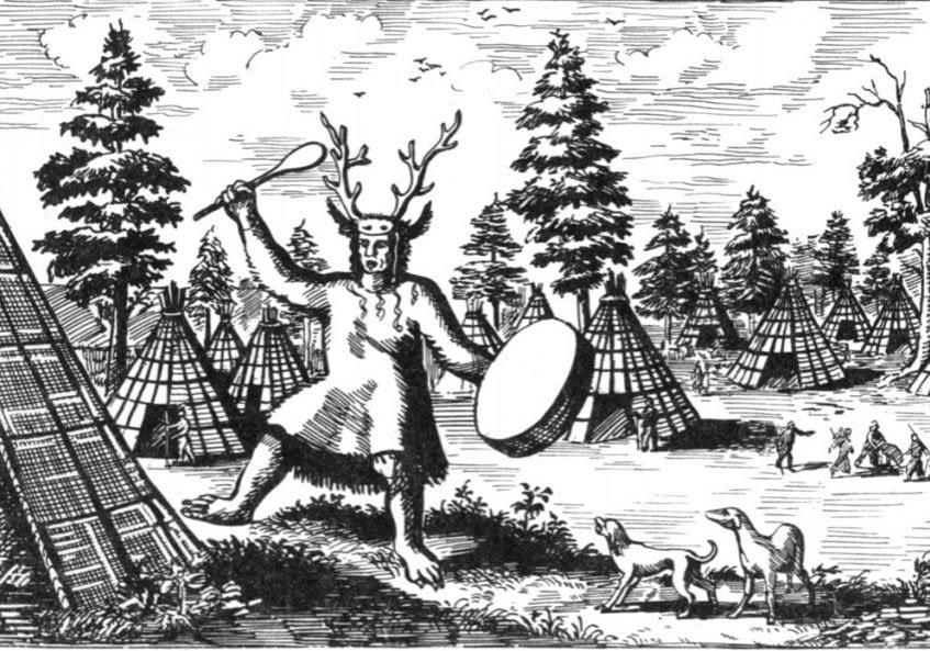 Santa and the Siberian Shaman